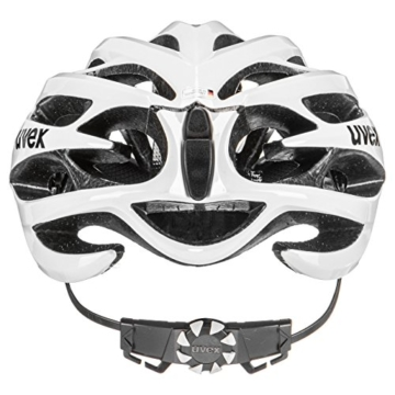 Uvex Race 1 Fahrradhelm Helme Radsport white