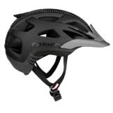 Casco Erwachsene Active 2 Fahrradhelm, Mehrfarbig (mehrfarbig (schwarz-anthrazit)), L (58-62 cm) - 1