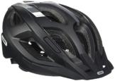 Abus Aduro 2.0 Fahrradhelm, Race Black, 58-62 cm - 1